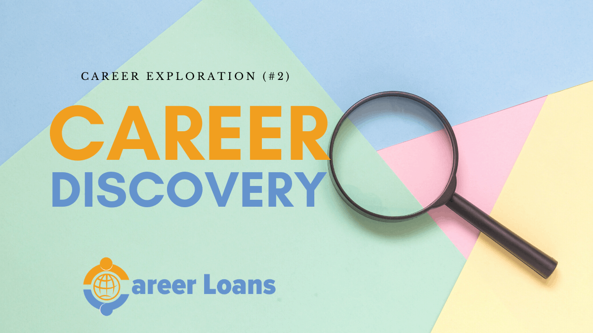 Career Discovery is about finding the jobs you want to do!