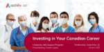Investing in Your Canadian Career – Sept 22, 2021 @ 12 PM CST